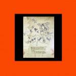 Matrioska: Despedida. 2014. Tintas pigmentadas sobre papel. 29,7X21 cms.