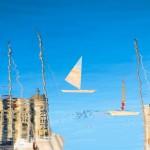 Como un joven marino voy siguiendo las olas De la serie El velo del invierno 34x48,5 cm Impresión offset 2016
